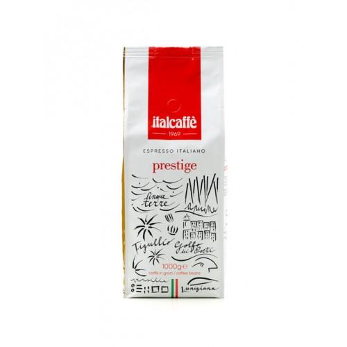 Káva Italcaffé Prestige Bar zrnková 1000g