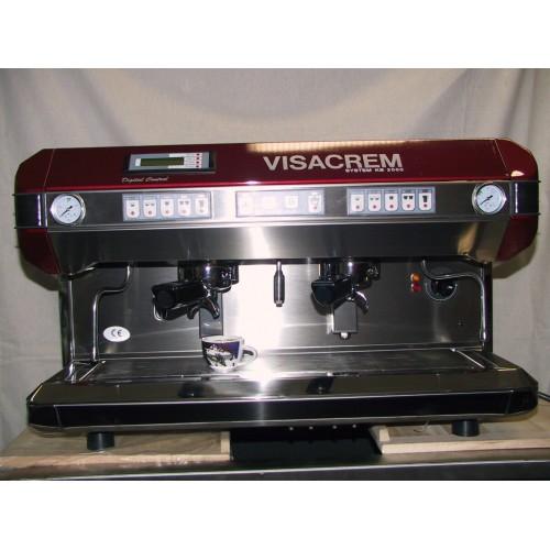 Kávovar Vsacrem KB20000 2 skupinový elektronika  + diplay  BAZAR